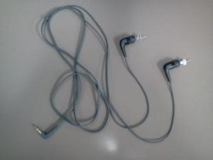 Estos audifonos no se salen de tus oidos cuando los jalas