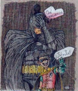 Robin sigue siendo un niño