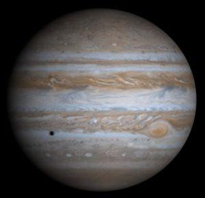 """Jupiter by Cassini-Huygens"" by NASA/JPL/University of Arizona - http://photojournal.jpl.nasa.gov/catalog/PIA02873. Licensed under Public Domain via Wikimedia Commons."
