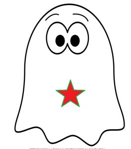 Representación artistica de un fantasma Coreano