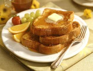 Desayuno de campeones.