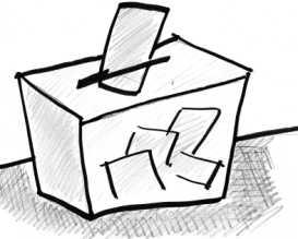 Los votantes suelen tener relaciones mas duraderas.