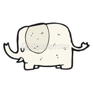Nota del cerdo: Los elefantes estaban tan gordos porque no defecaban nada, NADA.